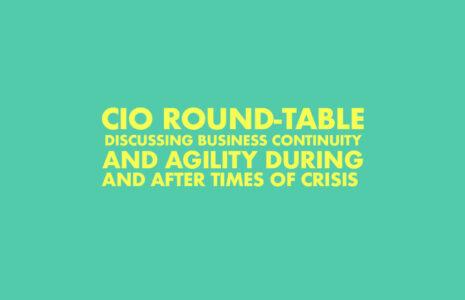 CIO-Discussing
